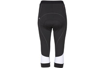 Vaude Women's Advanced 3/4 Pants black/white